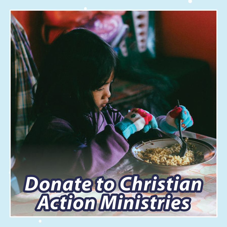 donate to christian action ministries